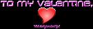 Font MetroDF Valentine Symbol Logo Preview