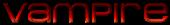 Font MetroDF Vampire Logo Preview