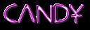 Font Metrolox Candy Logo Preview