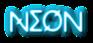 Font Metrolox Neon Logo Preview