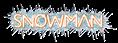 Font Metrolox Snowman Logo Preview