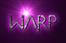Font Metrolox Warp Logo Preview