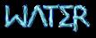 Font Metrolox Water Logo Preview