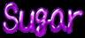Font みかちゃん mikachan PB Sugar Logo Preview