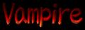 Font みかちゃん mikachan PB Vampire Logo Preview