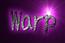 Font みかちゃん mikachan PB Warp Logo Preview