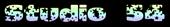 Font Oh my God Stars Studio 54 Logo Preview