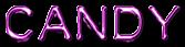 Font Plastique Candy Logo Preview