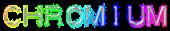 Font Plastique Chromium Logo Preview