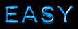 Font Plastique Easy Logo Preview