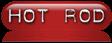 Font Plastique Hot Rod Button Logo Preview
