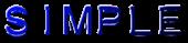 Font Plastique Simple Logo Preview