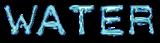 Font Plastique Water Logo Preview