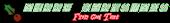 Font Radio Christmas Symbol Logo Preview