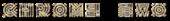 Font Radio Chrome Two Logo Preview