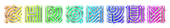 Font Radio Chromium Logo Preview
