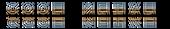 Font Radio Cool Metal Logo Preview
