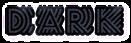 Font Radio Dark Logo Preview