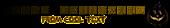 Font Radio Halloween Symbol Logo Preview