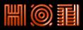 Font Radio Hot Logo Preview