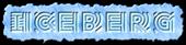 Font Radio Iceberg Logo Preview