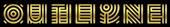 Font Radio Outline Logo Preview