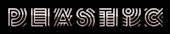 Font Radio Plastic Logo Preview