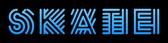 Font Radio Skate Logo Preview