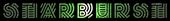 Font Radio Starburst Logo Preview