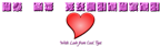 Font Radio Valentine Symbol Logo Preview