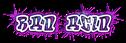 Font RoteFlora Bad Acid Logo Preview