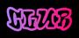 Font RoteFlora Club Logo Preview