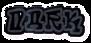 Font RoteFlora Dark Logo Preview