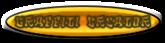 Font RoteFlora Graffiti Creator Button Logo Preview