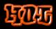 Font RoteFlora Hot Logo Preview