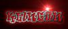 Font RoteFlora Klingon Logo Preview