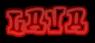 Font RoteFlora Lava Logo Preview