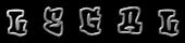 Font RoteFlora Legal Logo Preview