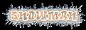 Font RoteFlora Snowman Logo Preview
