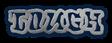 Font RoteFlora Tough Logo Preview