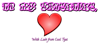 Font RoteFlora Valentine Symbol Logo Preview
