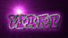 Font RoteFlora Warp Logo Preview
