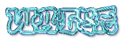 Font RoteFlora Water Logo Preview