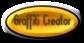 Font Slimania Graffiti Creator Button Logo Preview