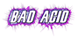 Font Snickers Bad Acid Logo Preview