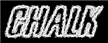 Font Snickers Chalk Logo Preview