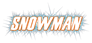 Font Snickers Snowman Logo Preview
