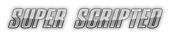 Font Snickers Super Scripted Logo Preview