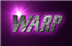 Font Snickers Warp Logo Preview