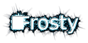 Font TaraBulbous Frosty Logo Preview